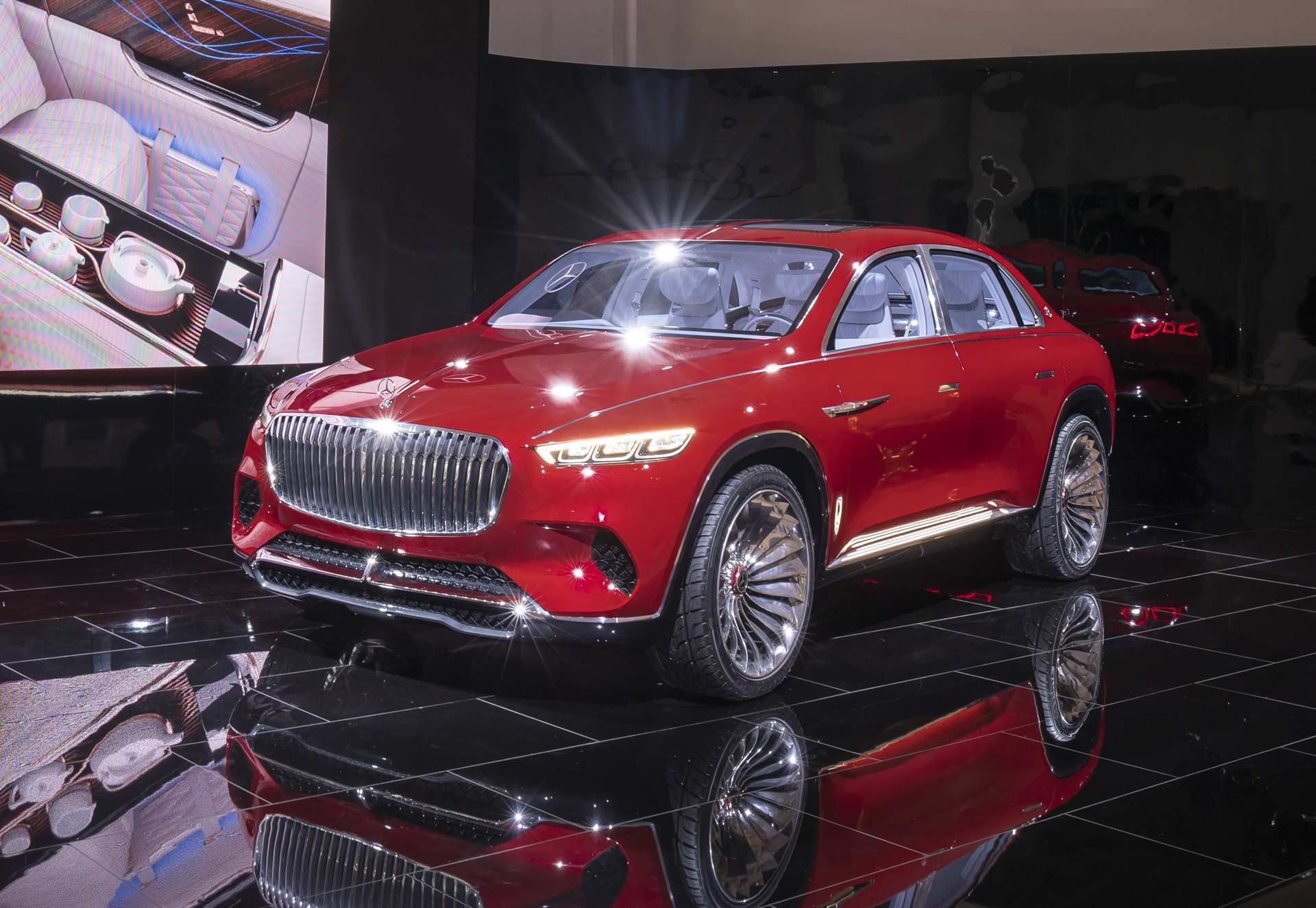 93 The Best Mercedes Maybach Suv 2019 Style
