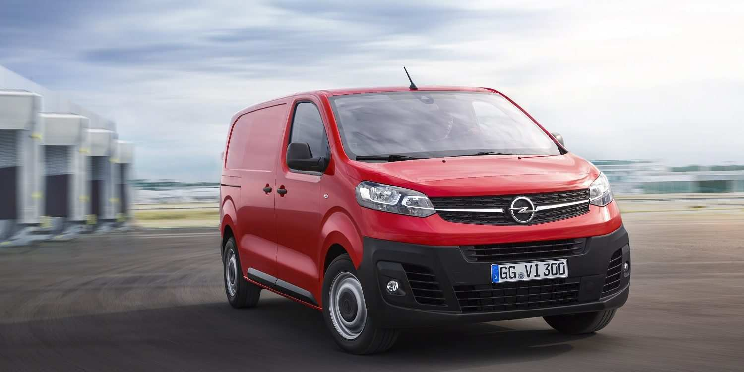 93 The Best New Opel Vivaro 2020 Redesign And Review