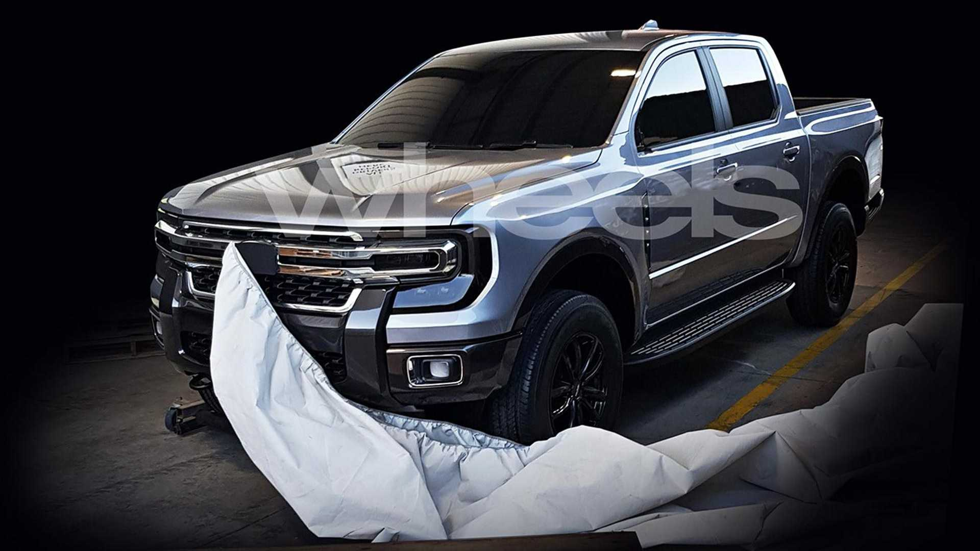 93 The Ford Ranger 2020 Model Pictures