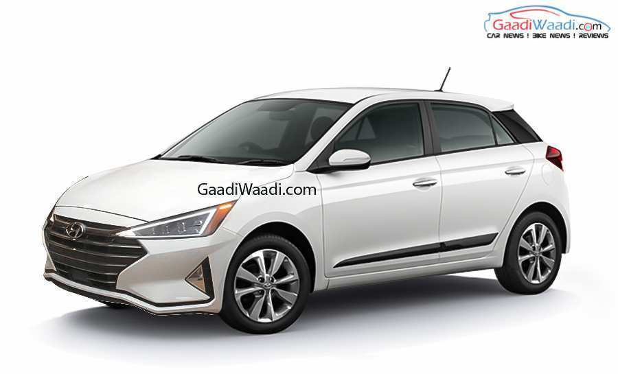 93 The Hyundai I20 2020 Spesification