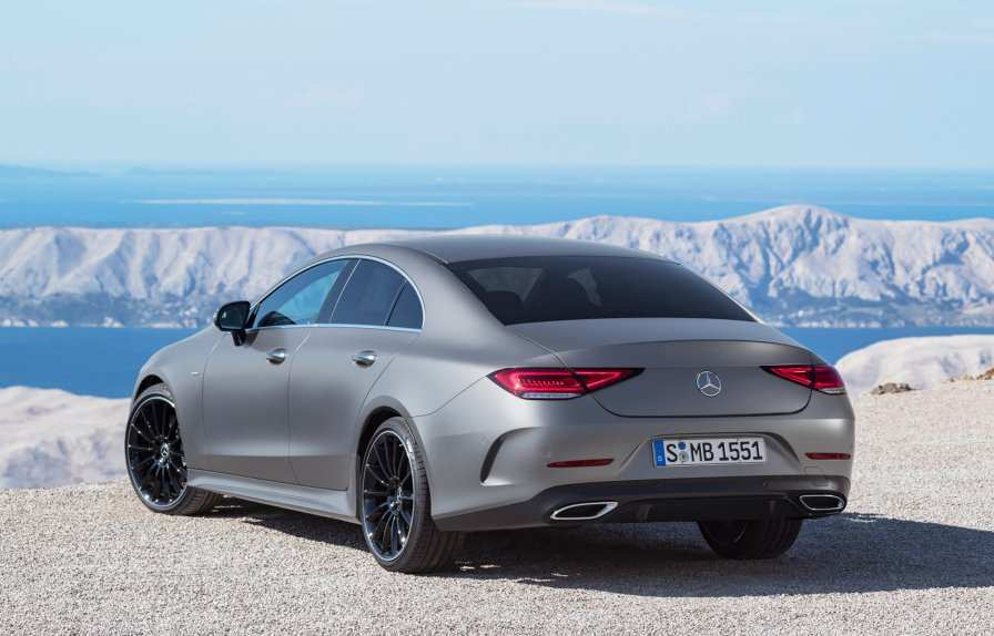 93 The Mercedes 2019 Cls Configurations
