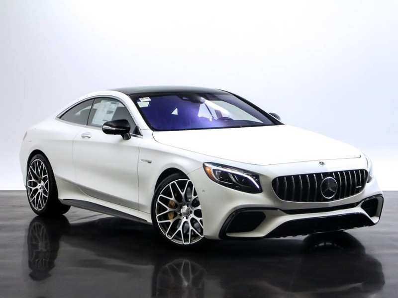 93 The Mercedes S Class Coupe 2019 Model