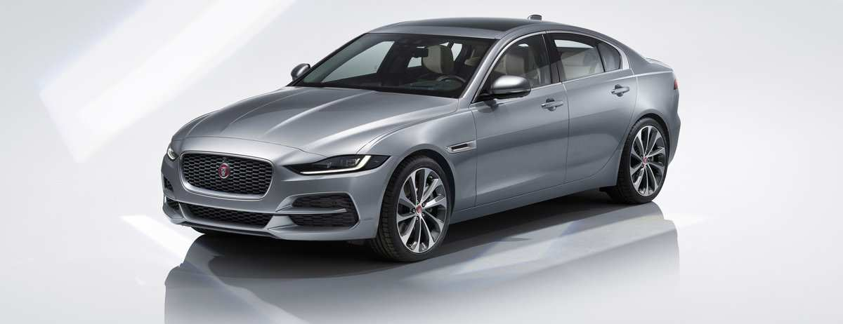 93 The New Jaguar Xf 2020 Interior