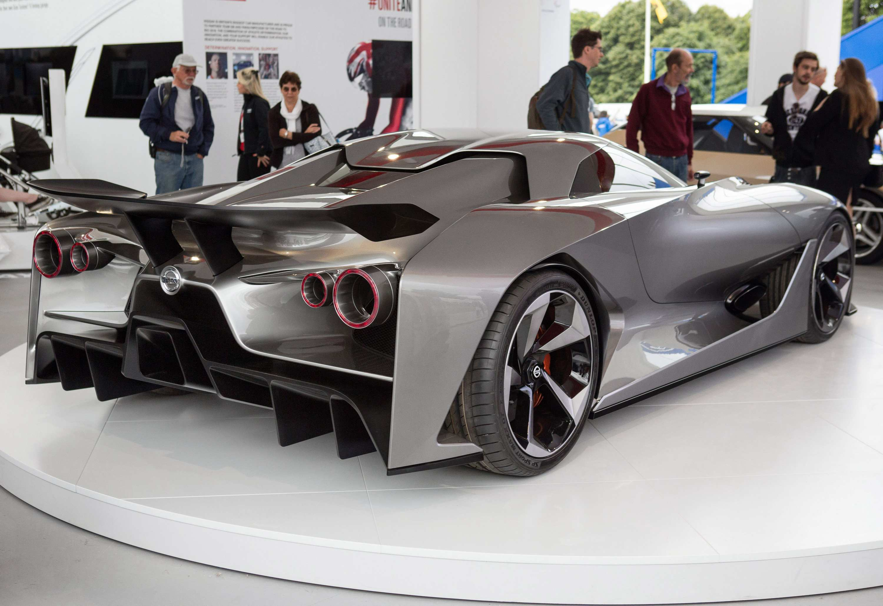 93 The Nissan Concept 2020 Top Speed Configurations