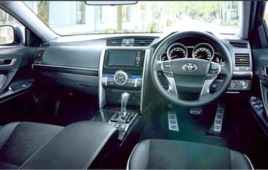 93 The Toyota Mark X 2020 Price And Review