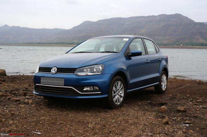 93 The Volkswagen Ameo 2020 Price