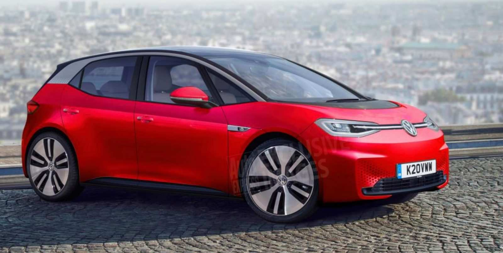 93 The Volkswagen Ev 2019 New Model And Performance