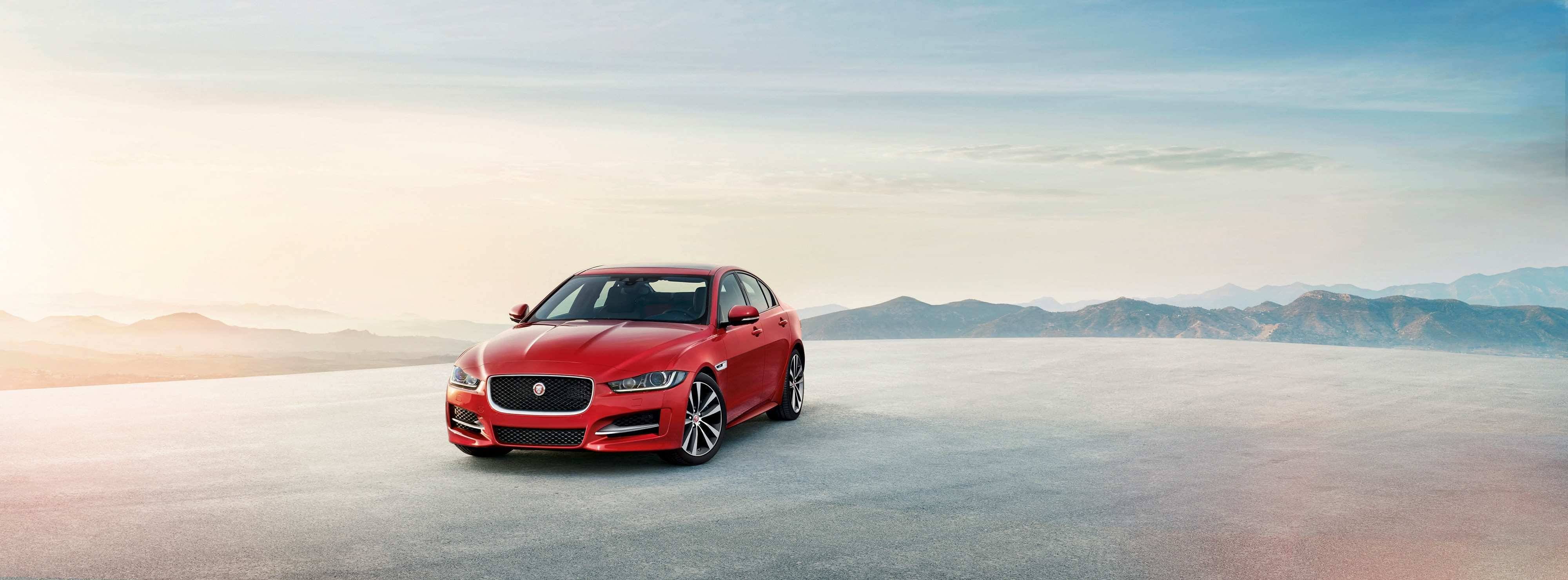 94 A 2019 All Jaguar Xe Sedan History