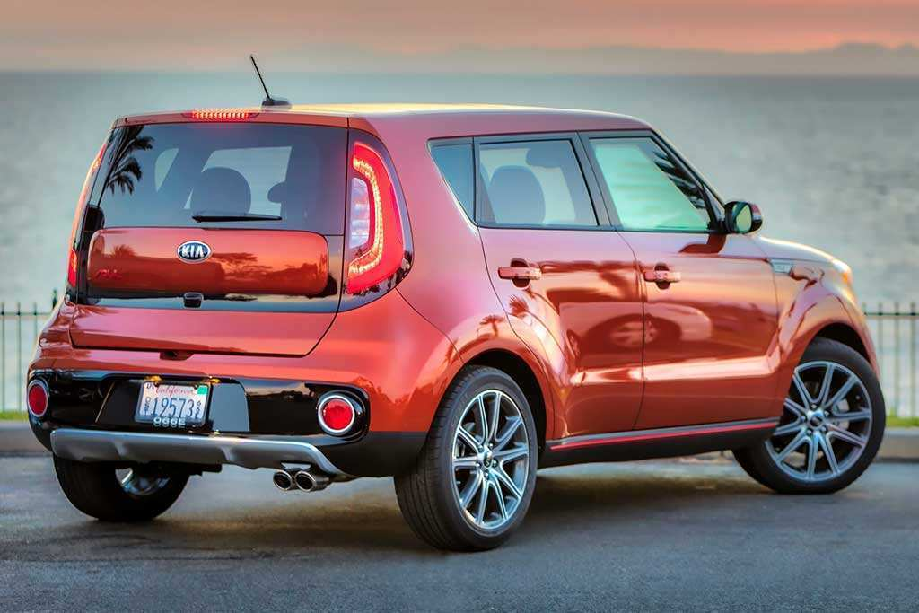 94 A 2019 All Kia Soul Awd New Review
