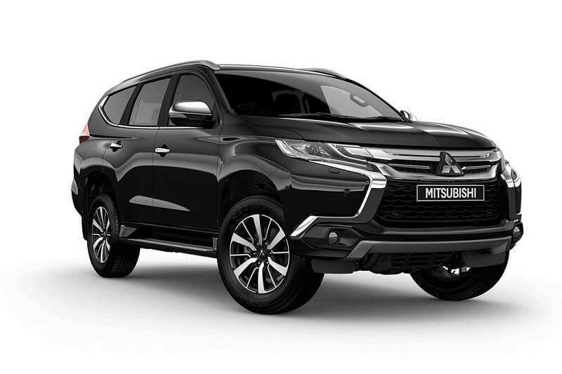 94 A 2019 All Mitsubishi Pajero Redesign