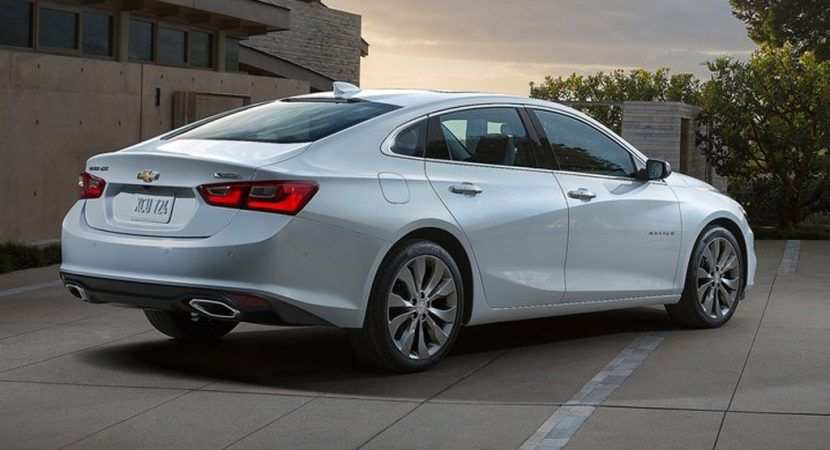 94 A 2019 Chevy Malibu Ss Wallpaper