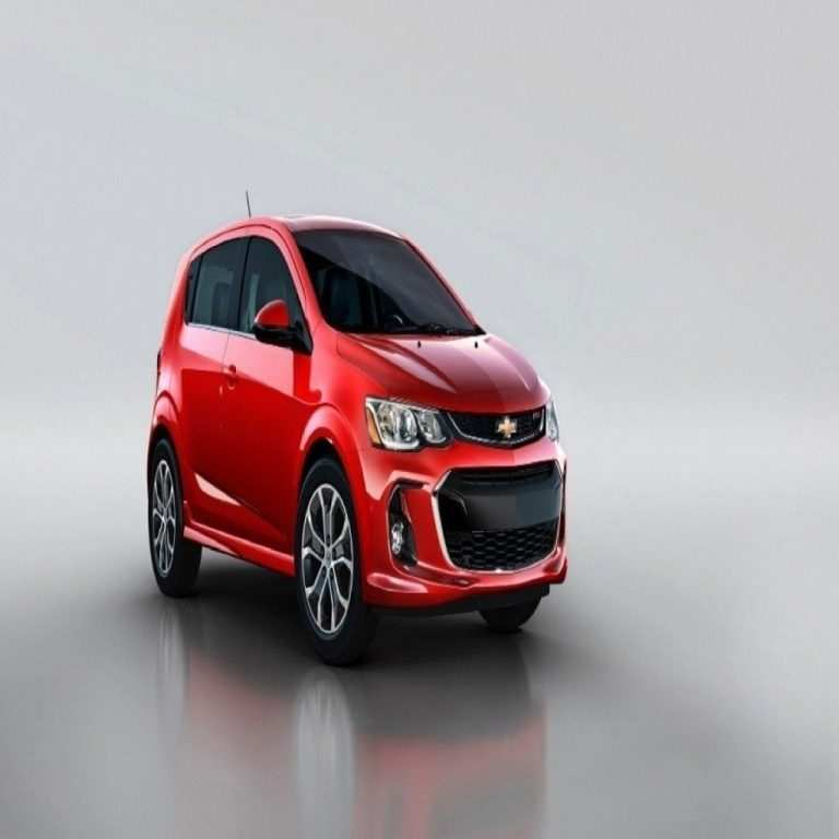 94 A 2019 Chevy Sonic Ss Ev Rs Redesign And Review