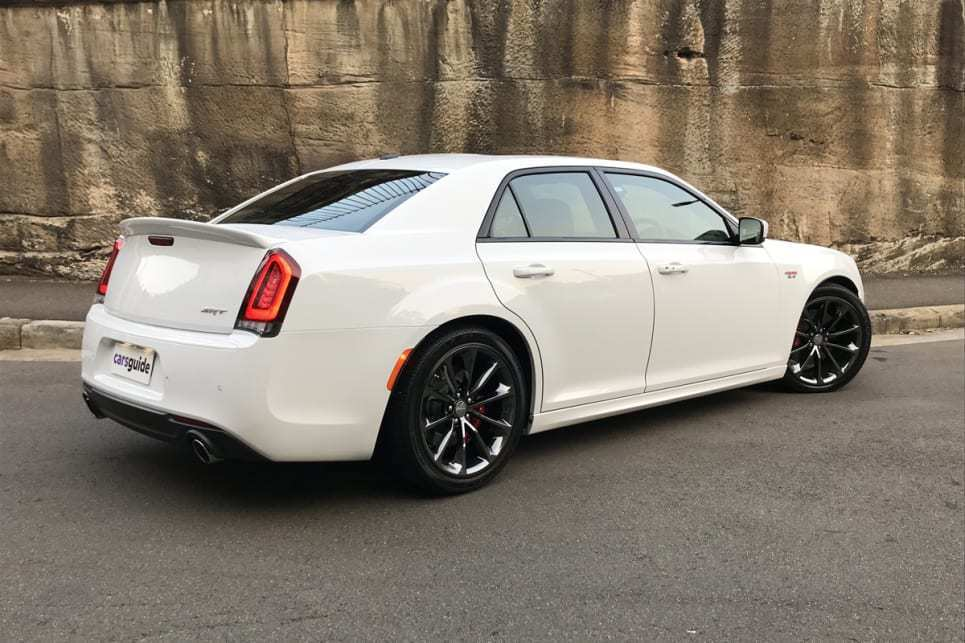94 A 2019 Chrysler 300 Srt8 Release Date And Concept