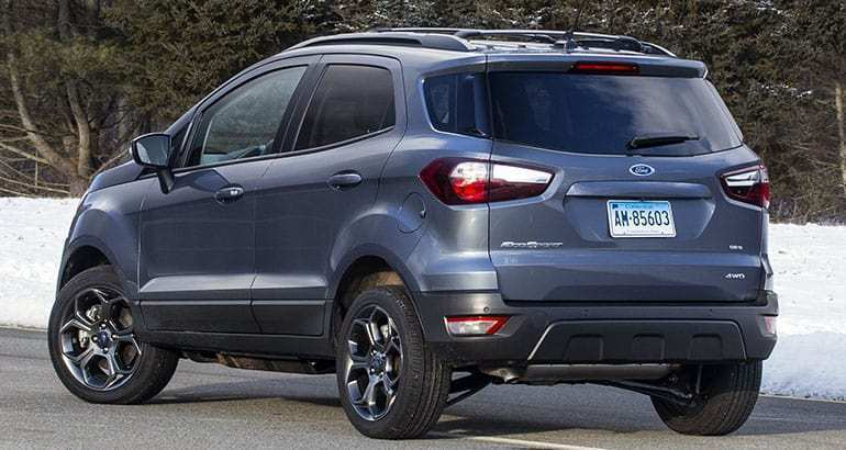 94 A 2019 Ford Ecosport Style