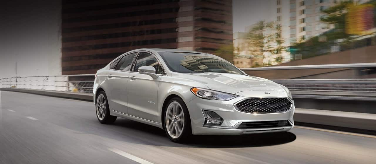 94 A 2019 Ford Fusion Pictures