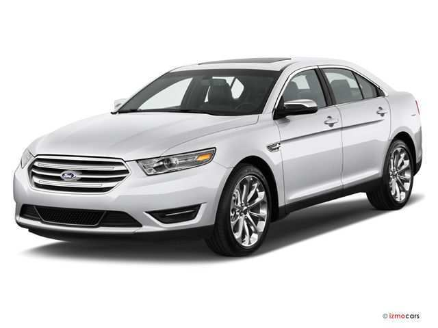 94 A 2019 Ford Taurus Exterior