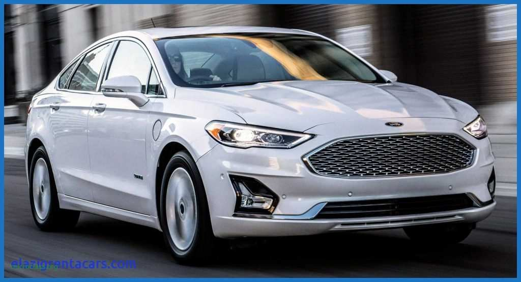 94 A 2019 Ford Taurus Spy New Model And Performance