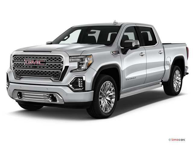 94 A 2019 Gmc Sierra Denali 1500 Hd Spesification