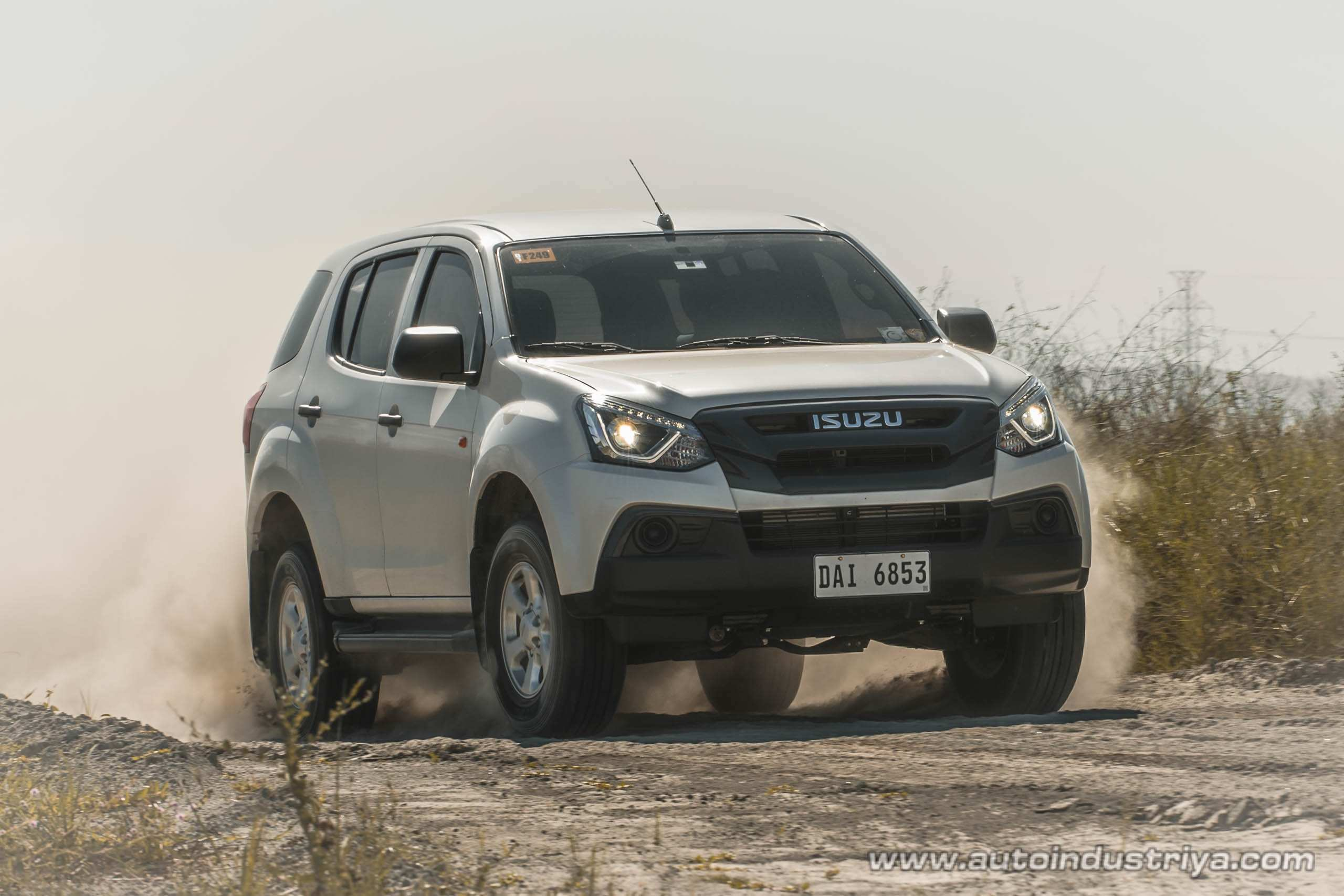 94 A 2019 Isuzu MU X Pricing