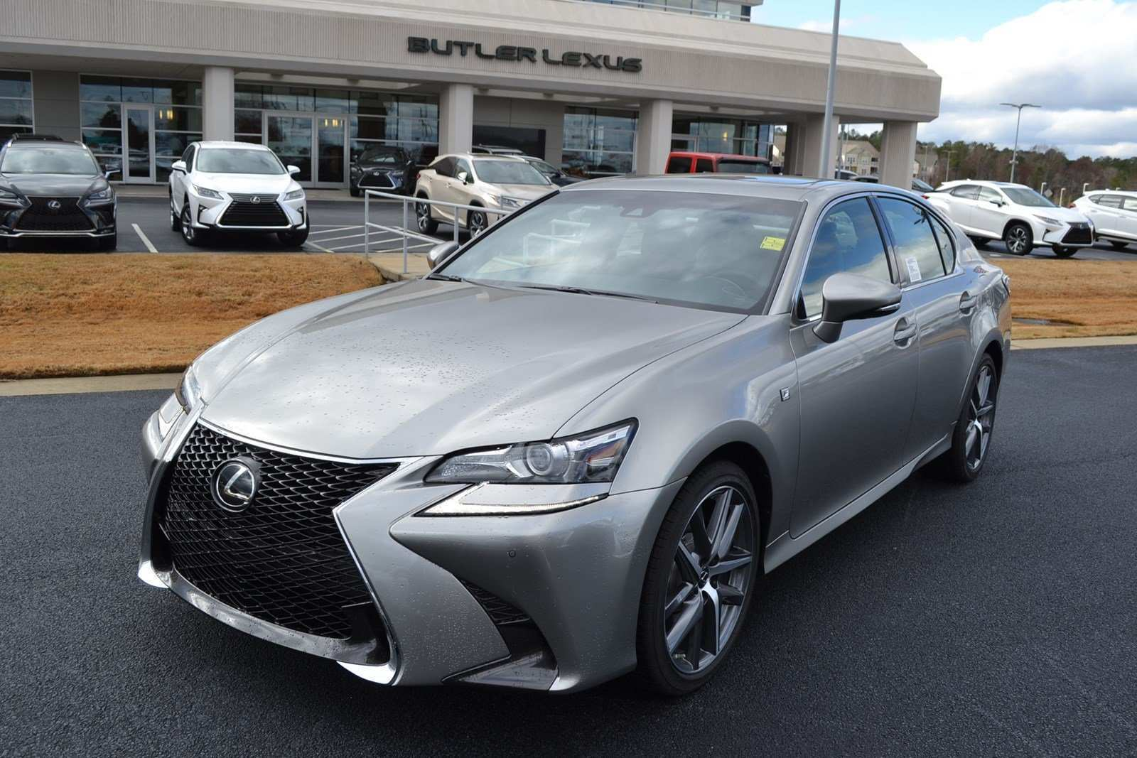 94 A 2019 Lexus Es 350 F Sport Performance And New Engine