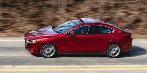 94 A 2019 Mazda 3 Sedan Performance And New Engine