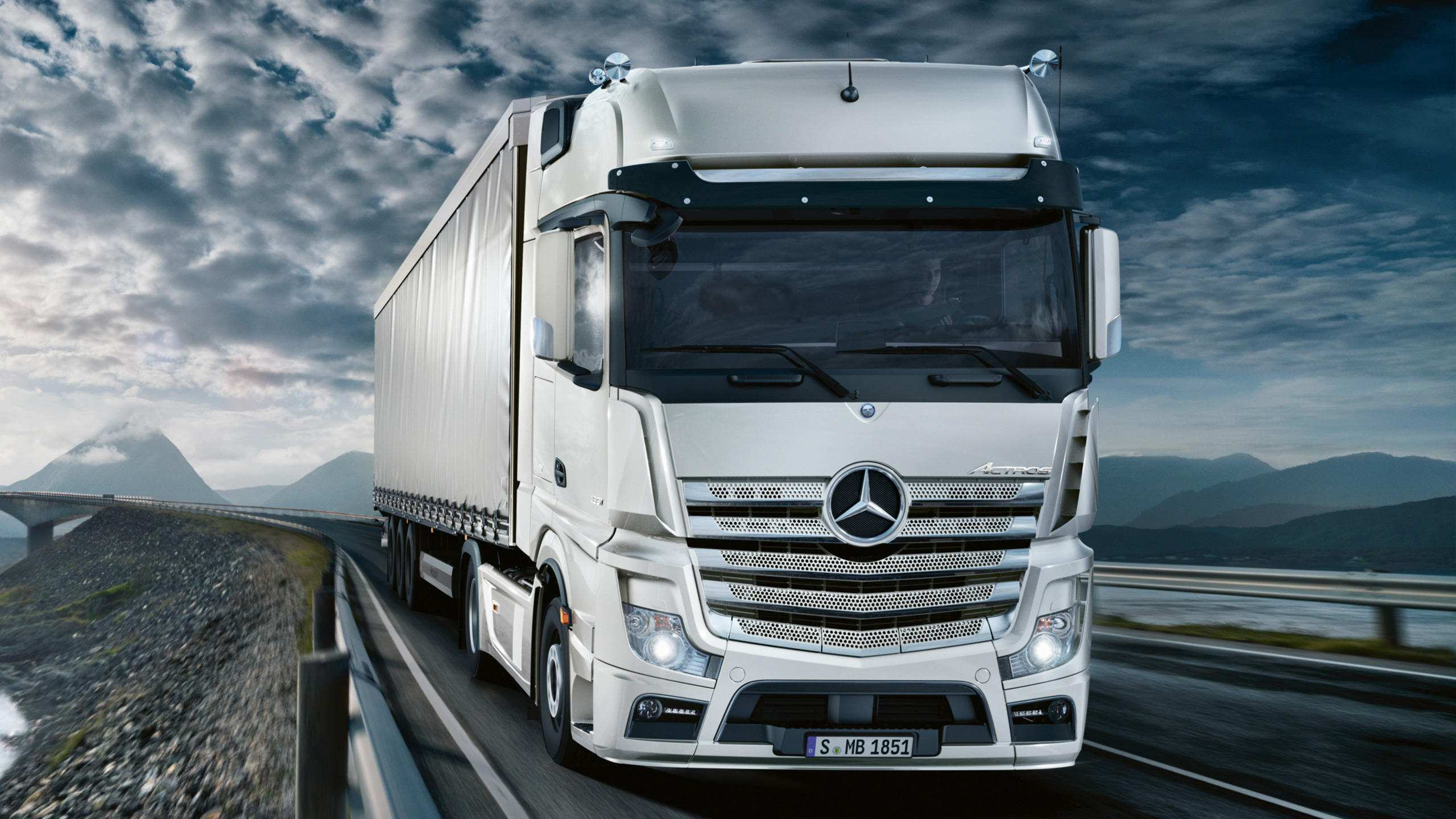 94 A 2019 Mercedes Truck Price Configurations