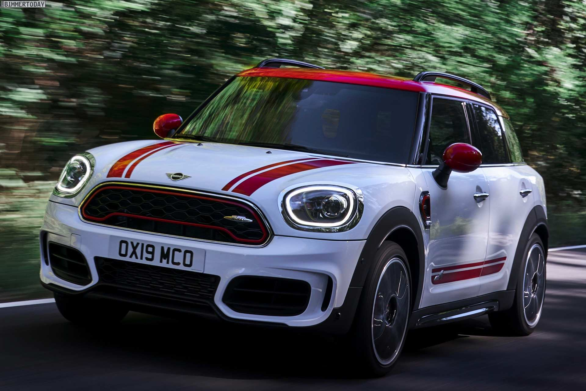 94 A 2019 Mini Cooper Clubman Ratings