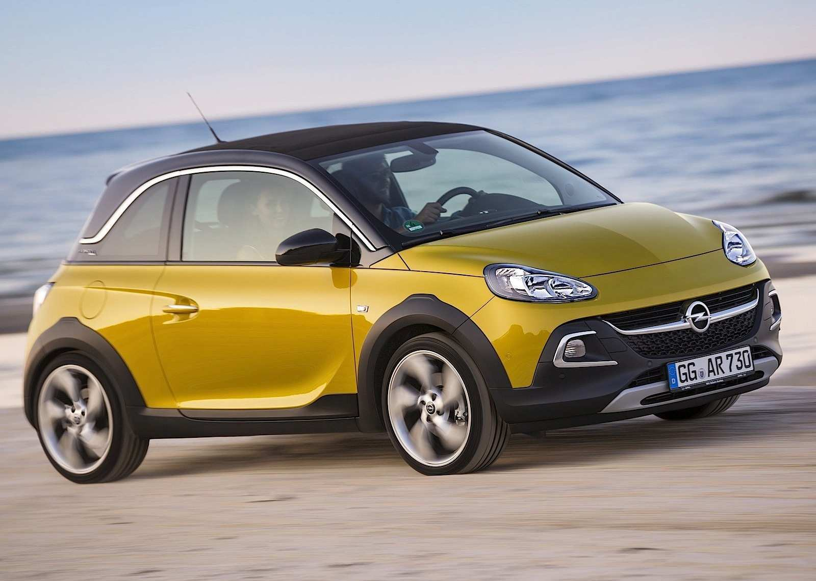 94 A 2019 Opel Adam Rocks New Concept