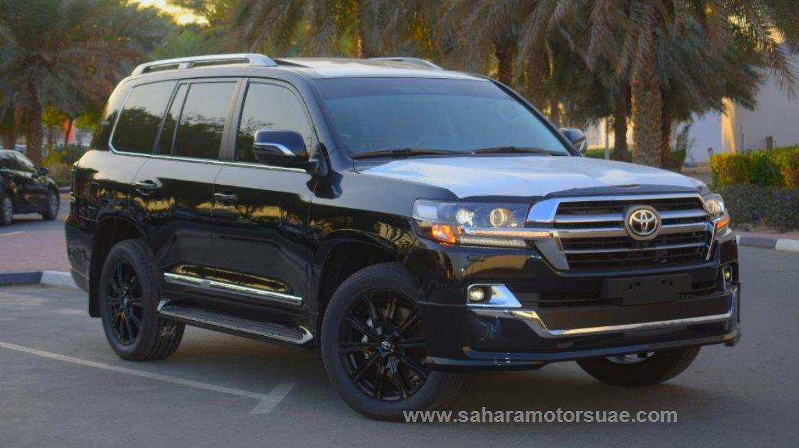 94 A 2019 Toyota Land Cruiser Diesel Redesign And Review