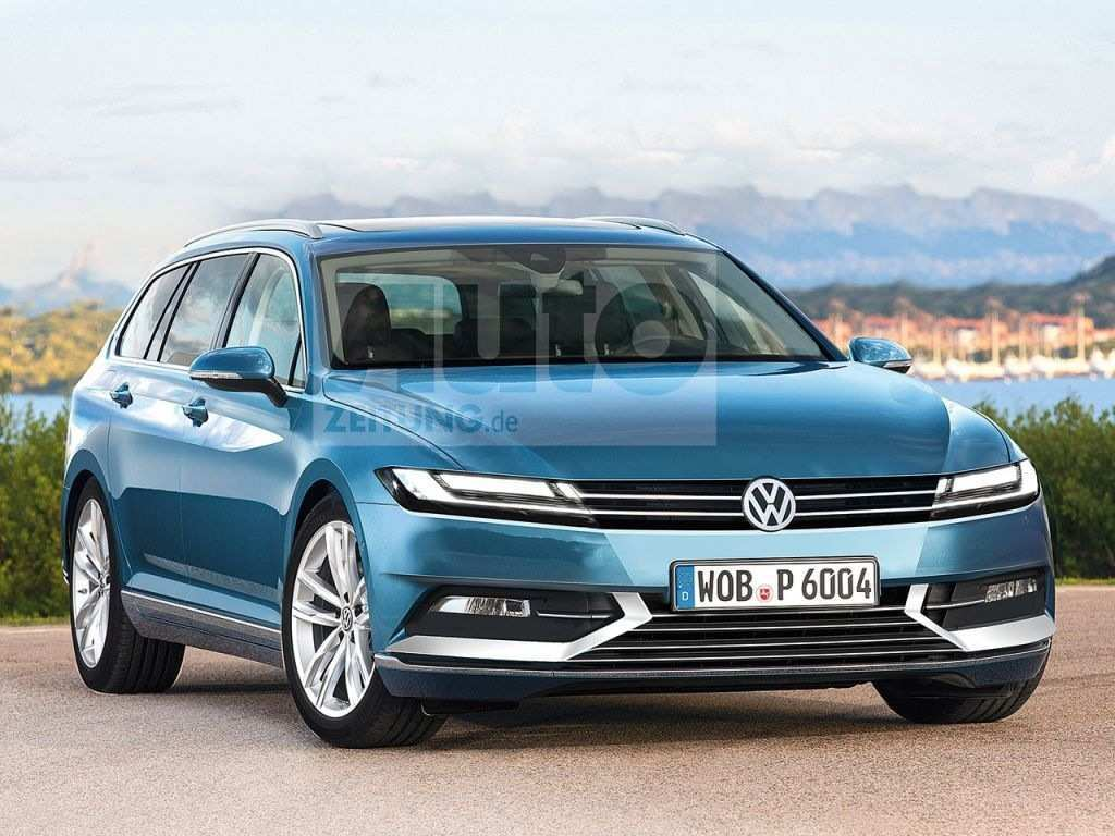 94 A 2019 VW Passat Tdi Price And Review