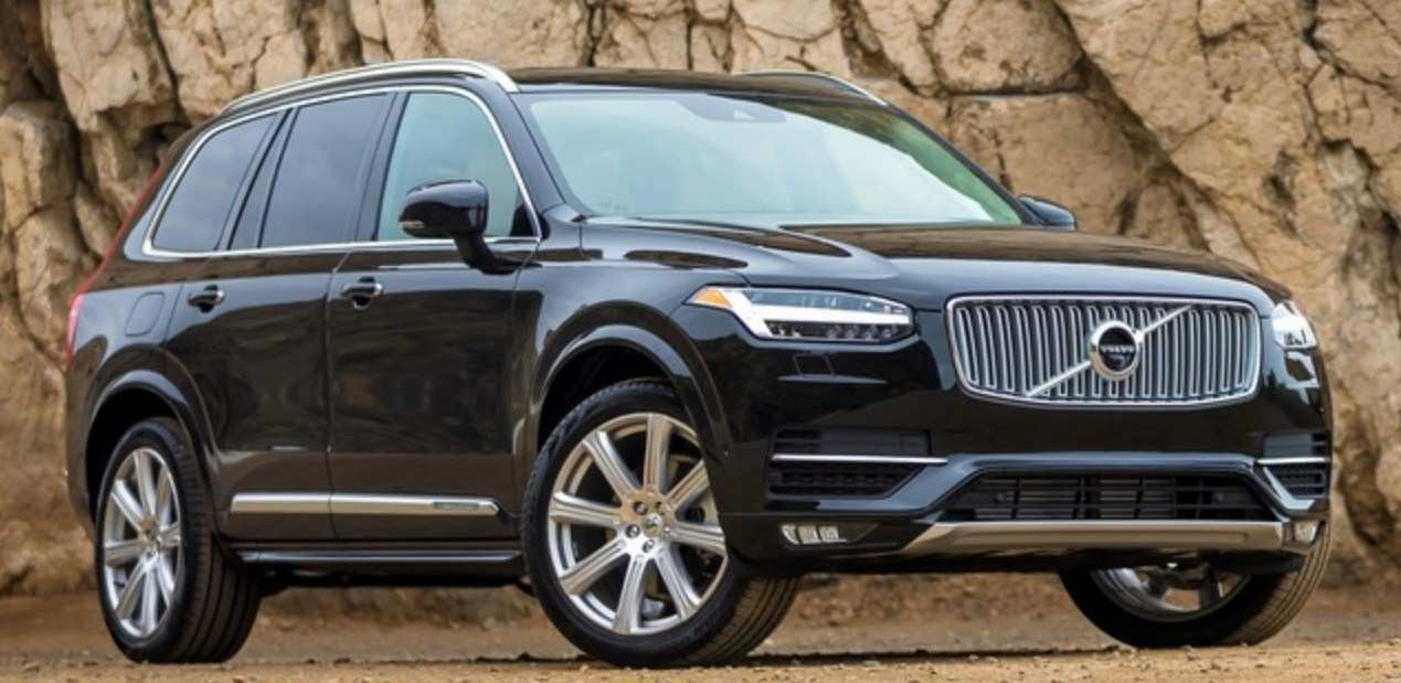 94 A 2019 Volvo V90 Specification Exterior And Interior