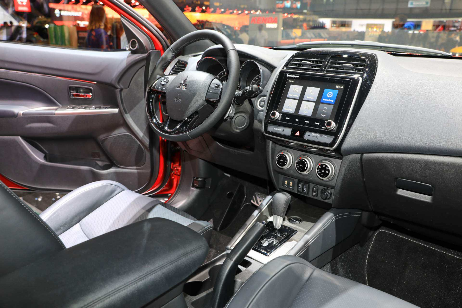 94 A 2020 All Mitsubishi Outlander Sport First Drive