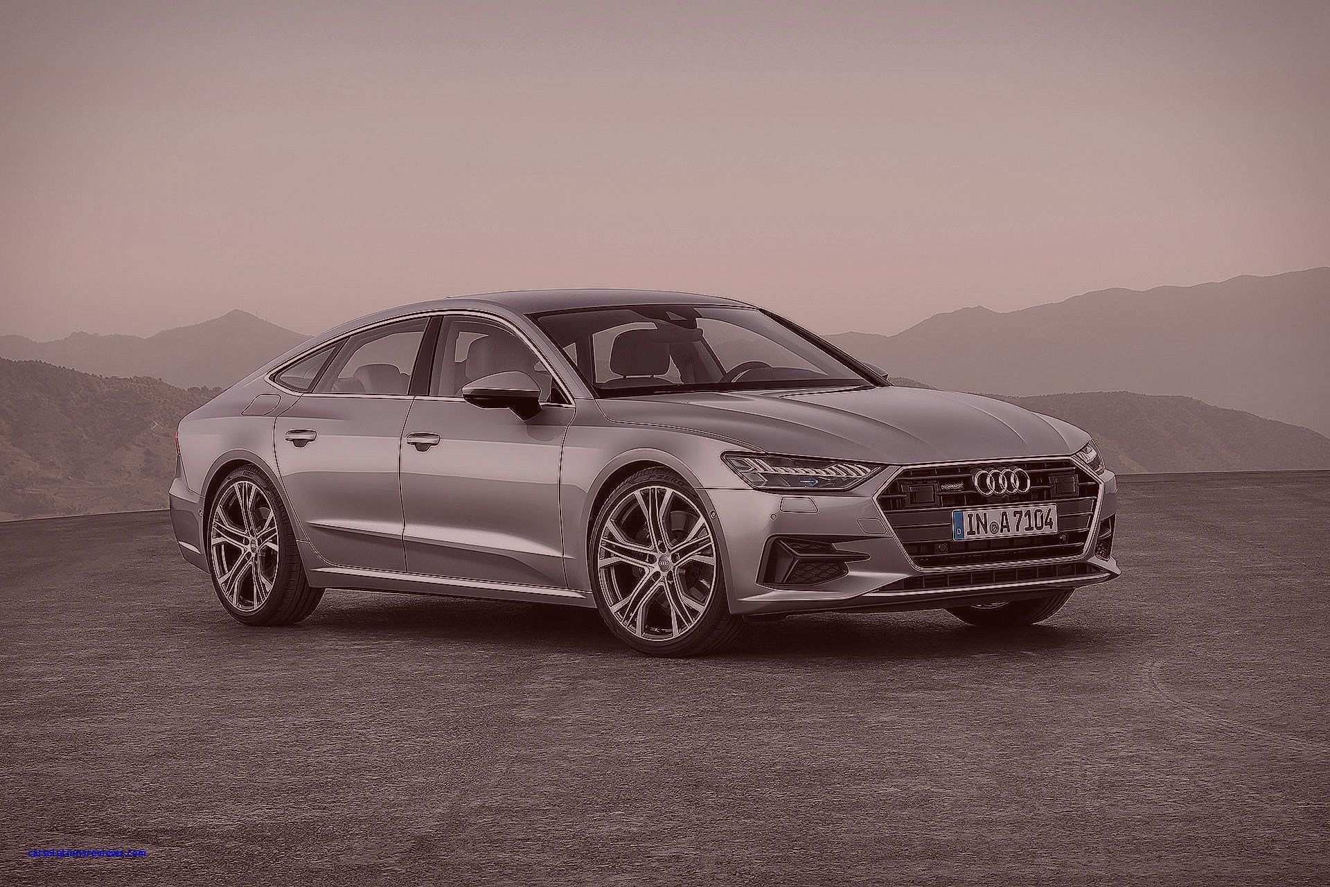94 A 2020 Audi A6 Comes Spesification