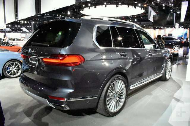 94 A 2020 BMW X7 Release Date