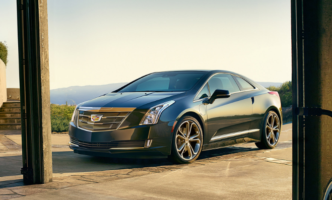 94 A 2020 Cadillac ELR Performance And New Engine