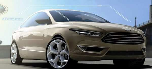 94 A 2020 Ford Taurus History