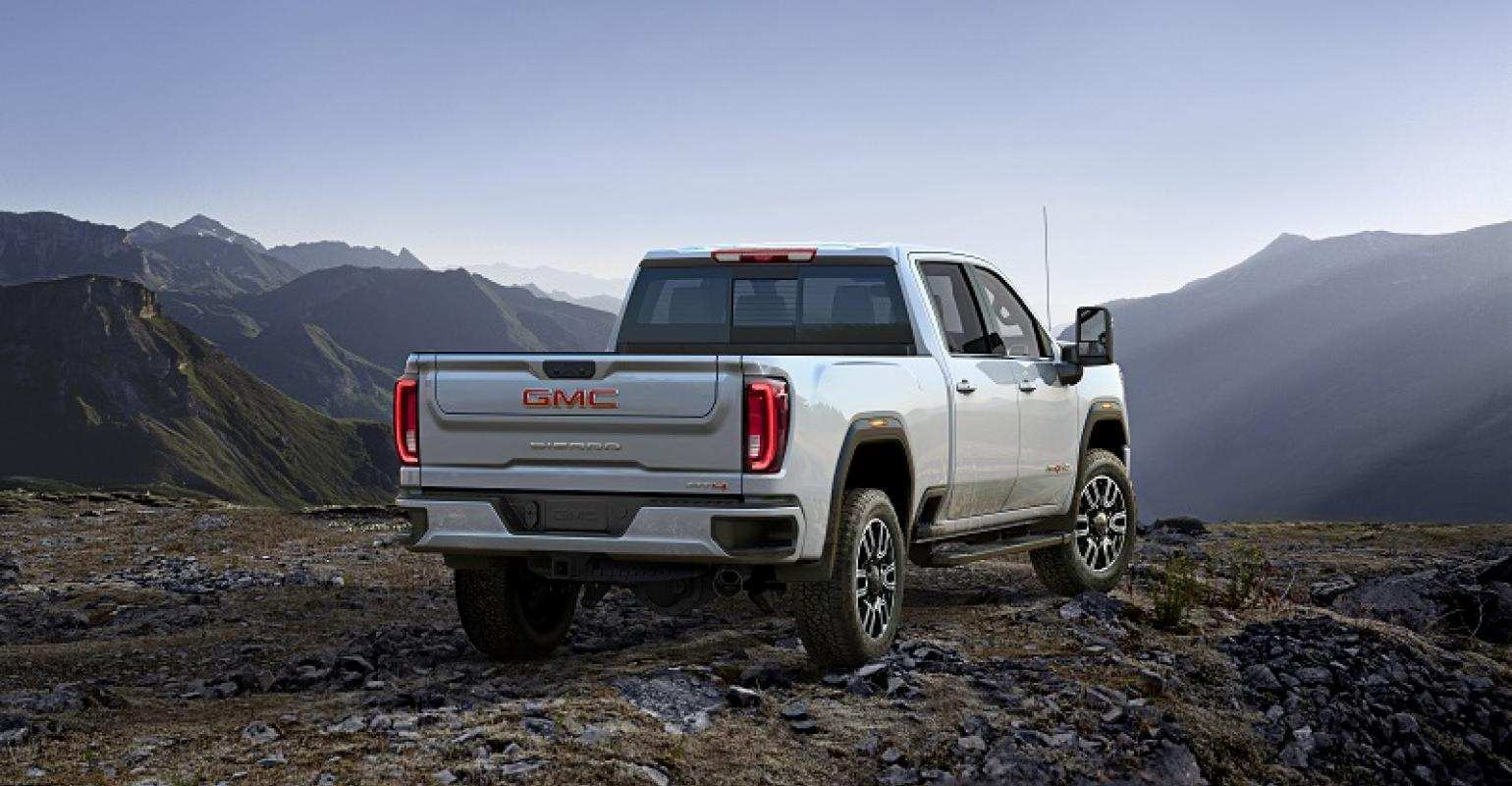 94 A 2020 GMC Sierra 2500Hd Review And Release Date