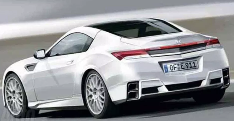 94 A 2020 Honda Prelude Performance And New Engine