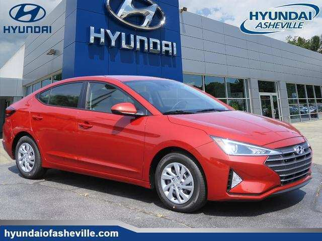 94 A 2020 Hyundai Elantra Sedan Review And Release Date
