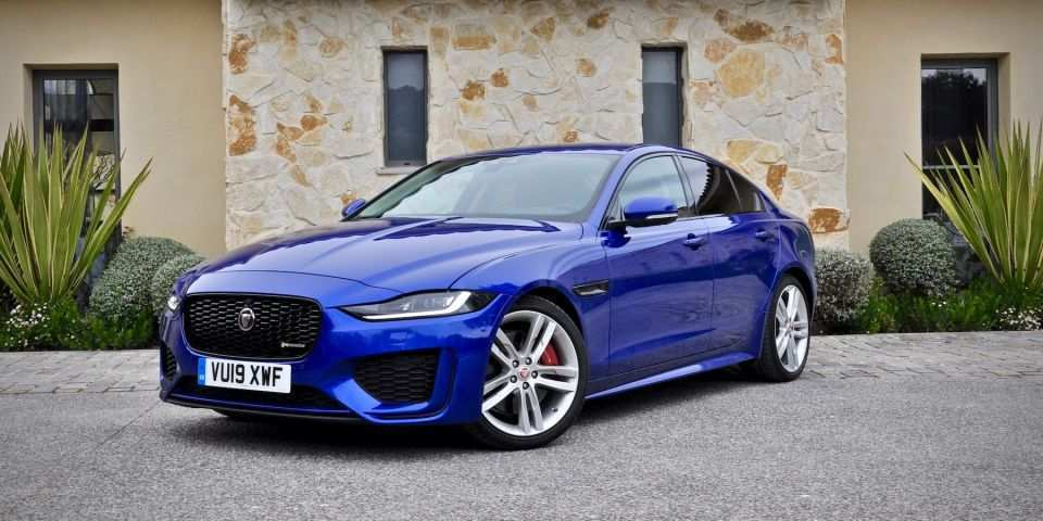 94 A 2020 Jaguar Xe Sedan New Concept