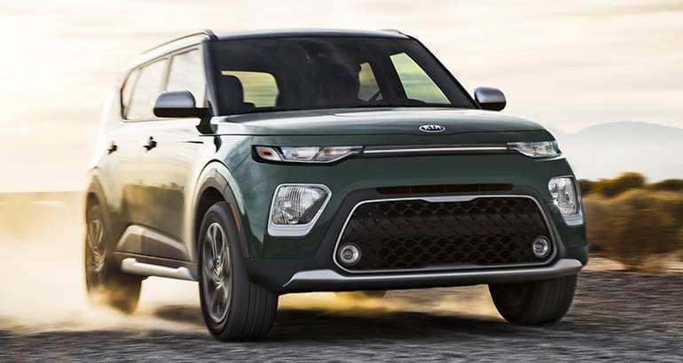 94 A 2020 Kia Soul Brochure New Model And Performance