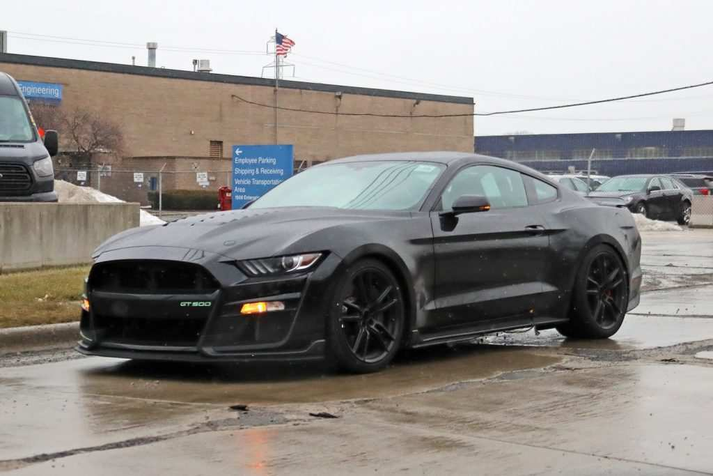 94 A 2020 Mustang Shelby Gt350 History
