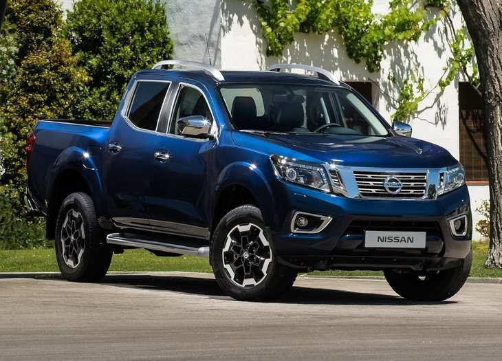 94 A 2020 Nissan Navara Review And Release Date