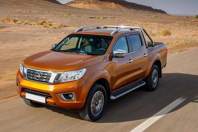 94 A 2020 Nissan Navara Reviews