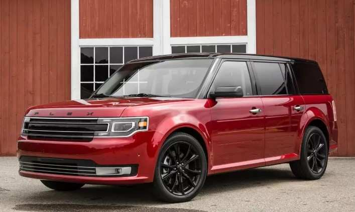 94 A Ford Flex 2020 Overview