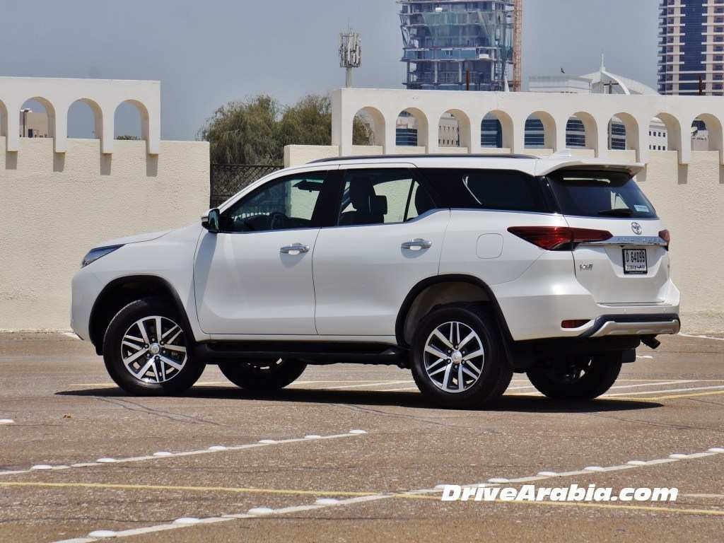 94 A Fortuner Toyota 2019 New Model And Performance