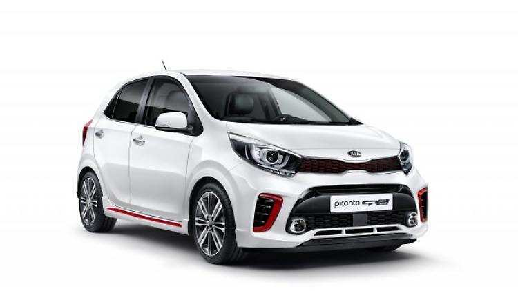 94 A Kia Picanto 2019 Spesification