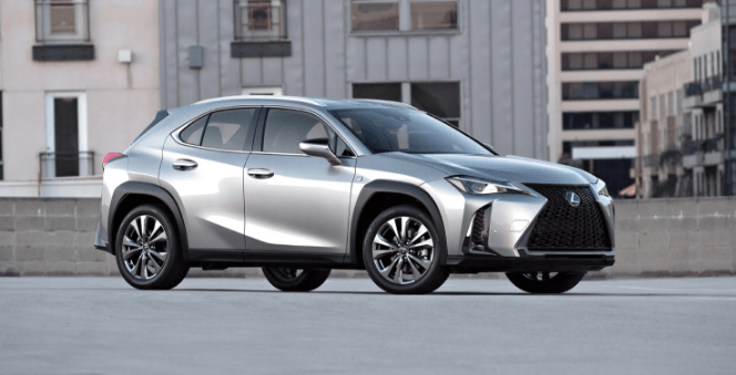 94 A Lexus Nx 2020 Hybrid Prices