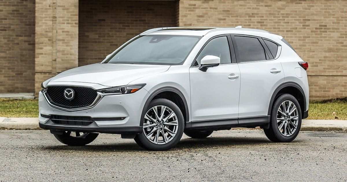 94 A Mazda Cx 5 2019 White Specs And Review