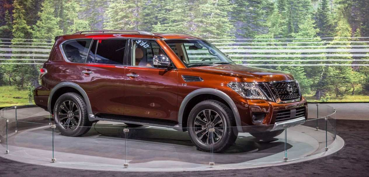 94 A Nissan Armada 2020 Review